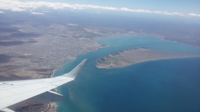 This is La Paz. It is always good to come home.