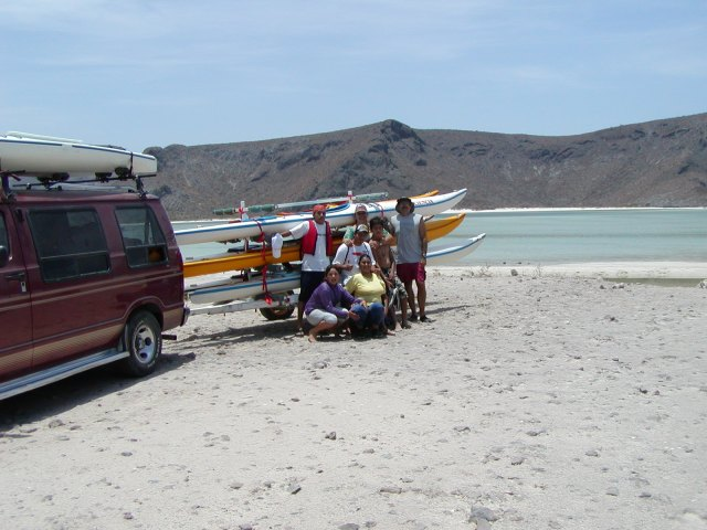 This was the original kayak ministry van. We need a vehicle for hauling the trailer